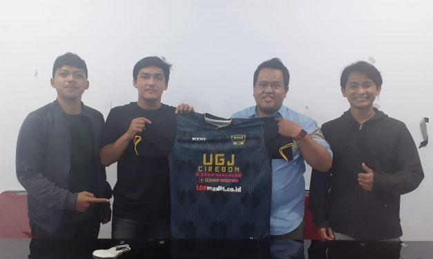 LDP Media Sponsori Tim Sepak Bola UGJ Cirebon