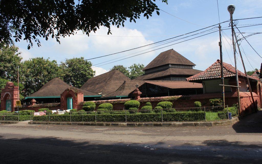 Masjid Agung Sang Cipta Rasa, Masjid Tertua di Kota Cirebon