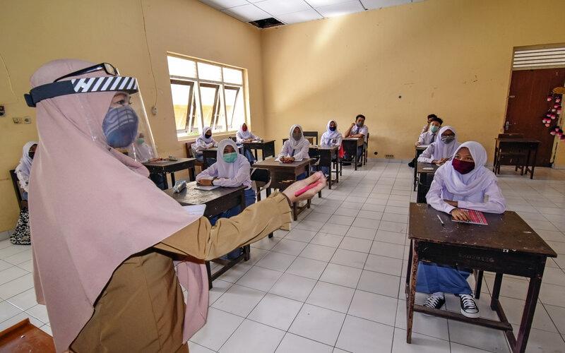 Pembelajaran Tatap Muka Di Kota Cirebon Di Mulai Juli Loh